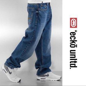 Ecko Unltd. Baggy Jeans - Men's